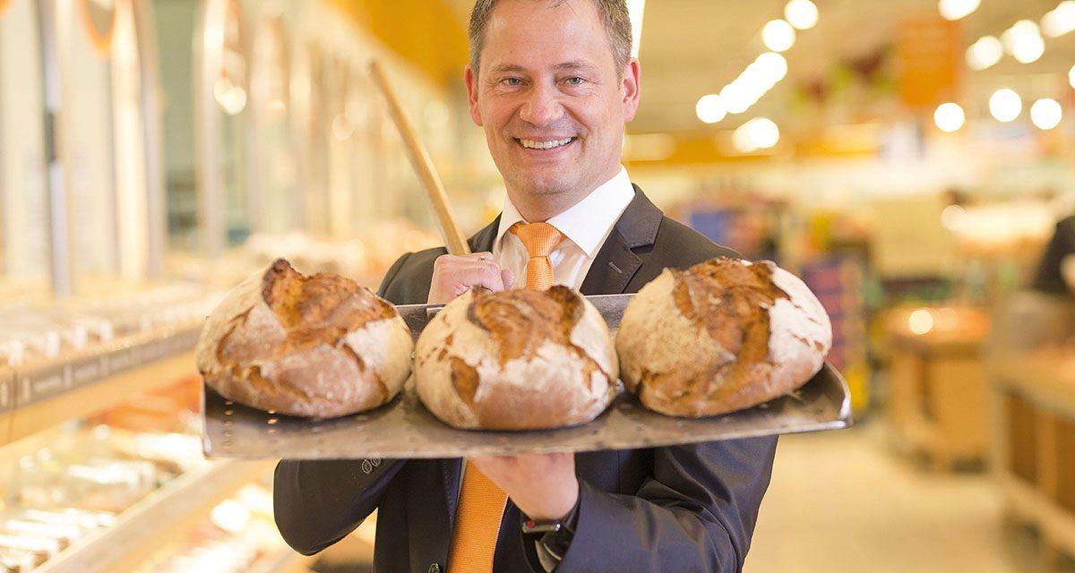 Frisch und knusprig aus der Meisterbäckerei