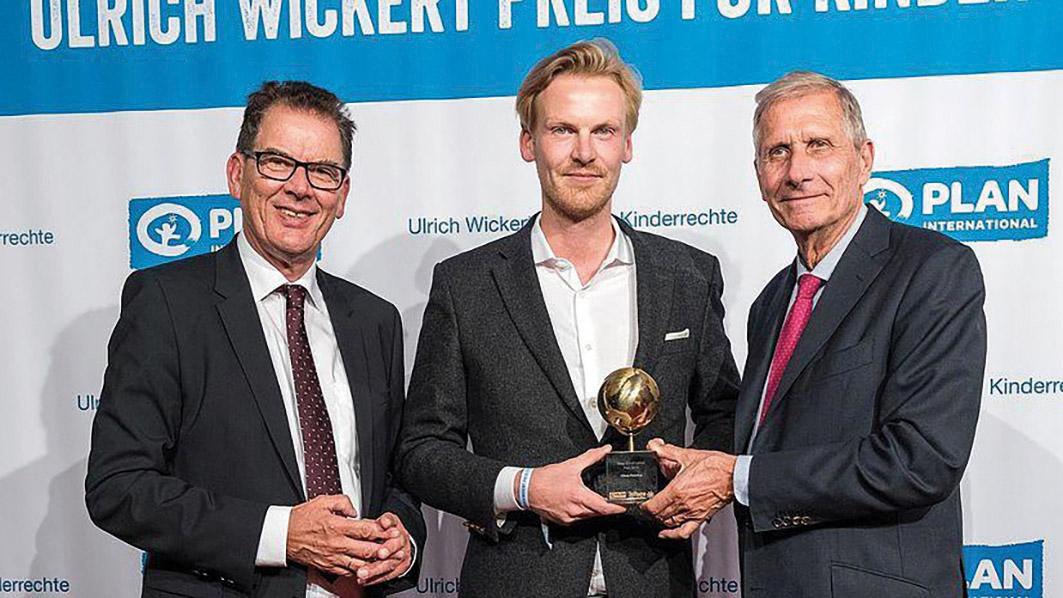 Ulrich Wickert Preis für Kinderrechte