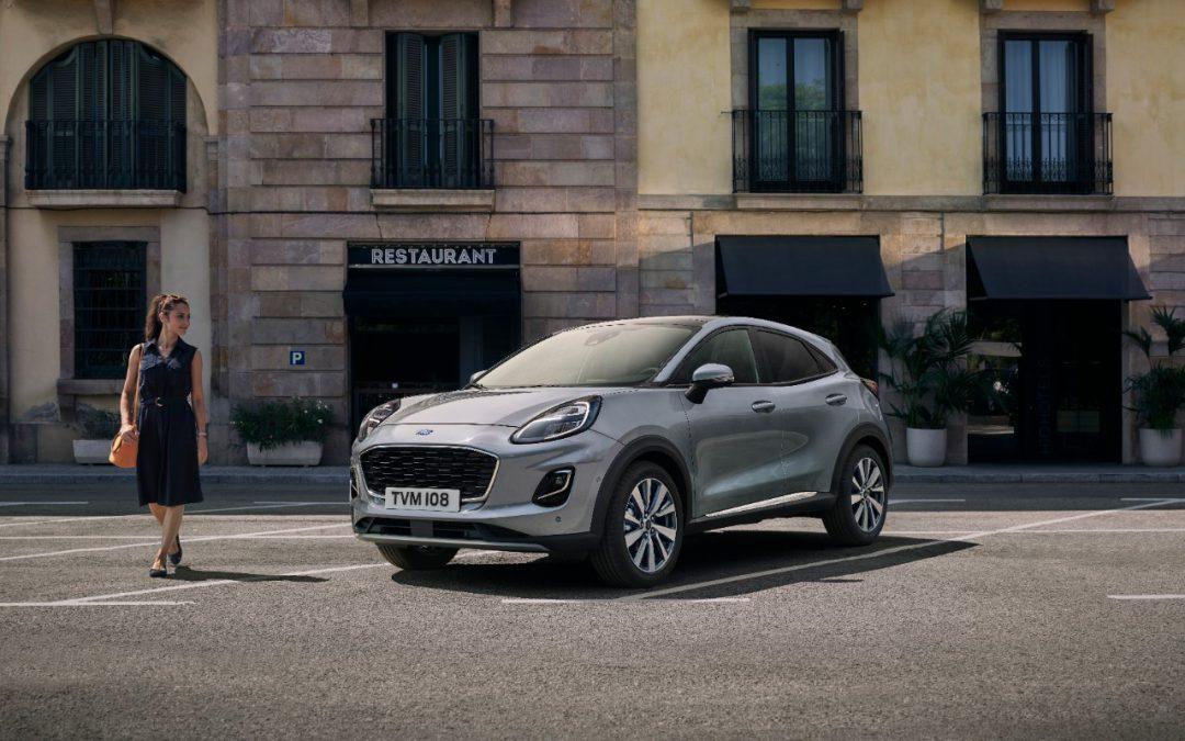 Der neue Ford Puma – bereit zum Sprung auf den deutschen Markt