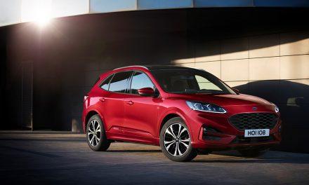 Neuer Ford Kuga: Deutlich weniger Kraftstoffverbrauch und CO2-Emissionen