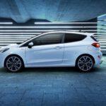 Ford Fiesta mit 48 Volt-Technologie