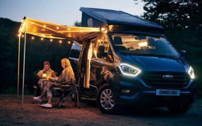 Ford Nugget Plus jetzt auch mit Aufstelldach lieferbar