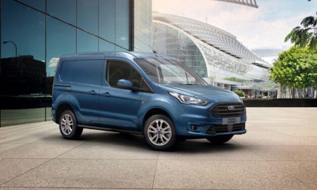 Ford Transit Connect – Jetzt noch attraktiver
