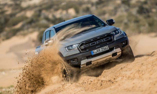 "Leserwahl: Ford Ranger ist ""Allrad Pickup"" des Jahres 2021"