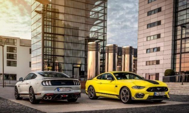 Ford Mustang ist der meistverkaufte Sportwagen der Welt